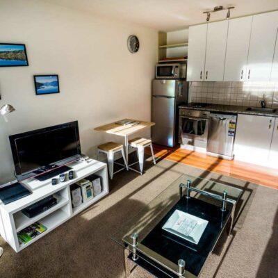 Two Bedroom Queenstown Apartment